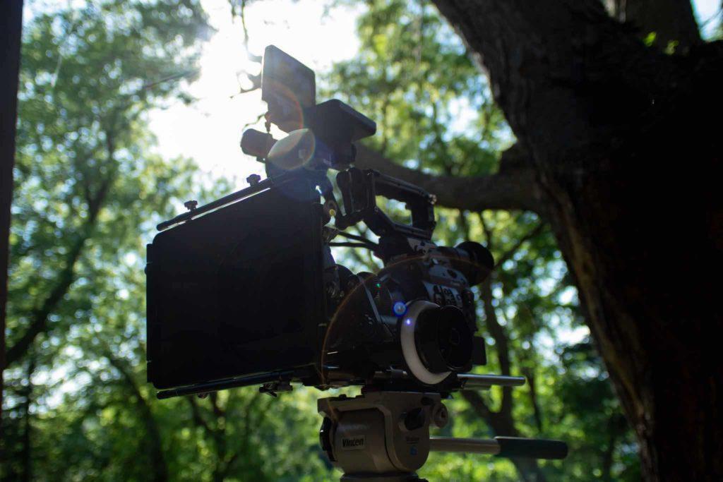 canon C300 mk2 ii sigma cine 50-100 follow focus video production
