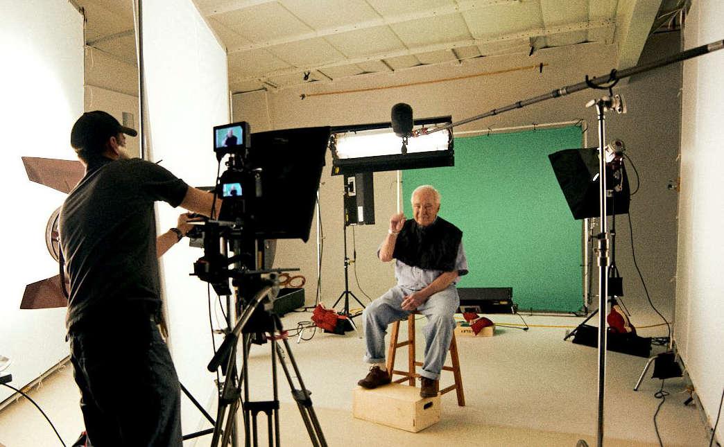 Covid 19 safe video production studio location